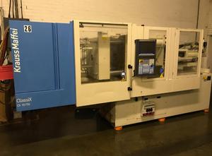 Krauss Maffei  CX Injection moulding machine