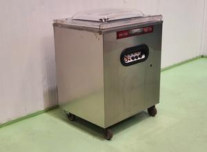 Stroj na balení vaniček do fólie Orved VM20