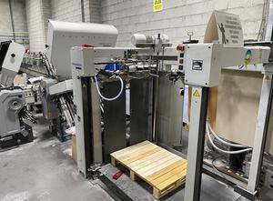 Heidelberg Stahlfolfer TD78 4.4.2 Falzmaschine