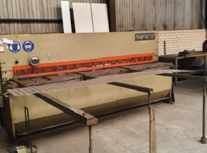 Safan HS 6-310 CNC Schere