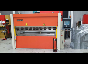 Safan  SMK-K-50-2550 -TS2 Abkantpresse CNC/NC