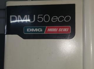 DMG Mori Seiki DMU 50 Eco P00917077