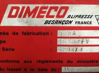 Dimeco 1675/FV P00918003