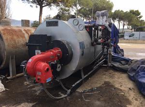INSTMAN FIELD 1FH2000 Industrial boiler