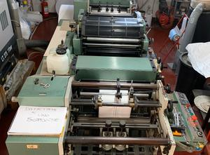 Used CODIMAG CODA MIXTE Web continuous printing press