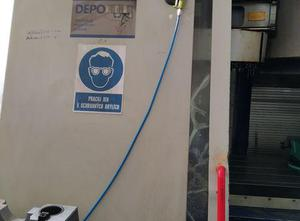 Centre d'usinage vertical ZPS MCFV 125 EZ-P