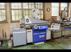 Satıh taşlama makinesi JONES & SHIPMAN 524 EASY CNC