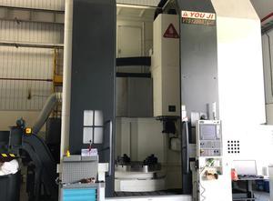 YOU JI VTS-1200ATC Karusselldrehmaschine CNC
