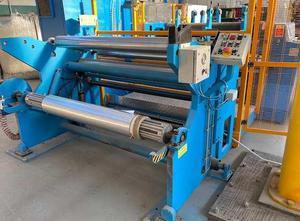 Używany nawijak / rozwijak / maszyna do cięcia wzdłużnego Laem 1650 mm