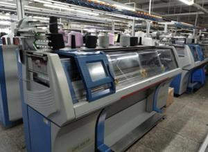 Maszyna dziewiarskia płaska Stoll CMS 530 HP