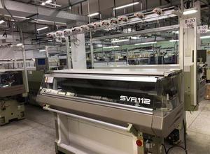 Maszyna dziewiarskia płaska Shima Seiki SVR112