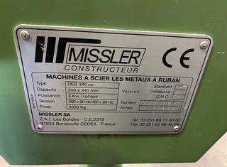 MISSLER DEB 340 CE P00923023