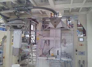 Linge 5/25 kg Bagging machine - Vertical -  Sachet machine