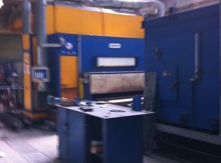 Gietart Shot blasting and Painting machine P00923039