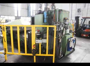 Spianatrice di lamiera OCEVI Straightening and Cut to length machine