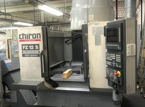 Chiron FZ 12 S Magnum Machining center - vertical
