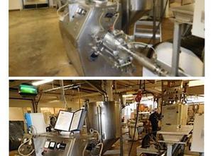 Línea completa de producción  Meincke Swiss rolls