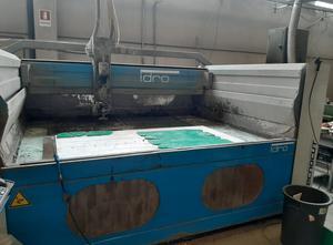 Impianto di taglio con getto ad acqua Tecnocut JP 60 HP