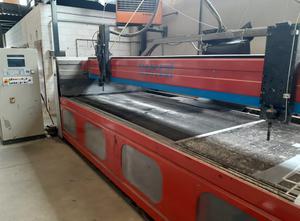 Maquina de corte con agua alta presion Tecnocut  JP 60 HP