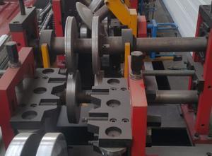 Aspo avvolgitore Zhongyuan Machine C-Z-Sıgma purlin roll form
