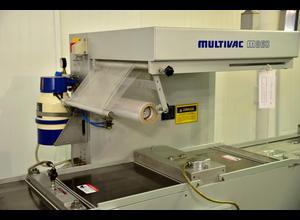 Linea di formatura riempimento e opercolatrice Multivac  M860