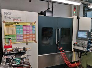 NCT EML1200 Machining center - vertical