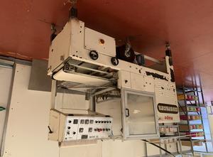 Kompletní linka na výrobu těstovin a pizzy Sottoriva, Pietroberto, Record, ecc Vari