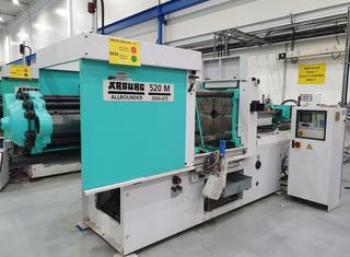 Arburg Allrounder 520M 2000 375 P00924009