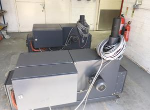 2 x Arsoma Gallus EM410 Warm Air Dryers