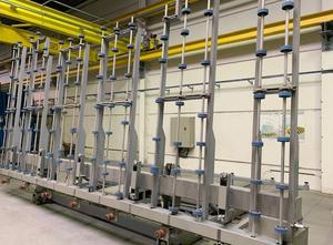 Mistrello MGRI01 Glasschneidemaschine / Glaskantenbearbeitungsmaschine