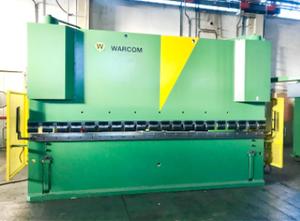 Overhauled Warcom Unica 200 - 40 Press brake cnc/nc