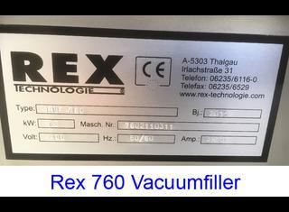 Rex Technologie RVF 760 P00925060