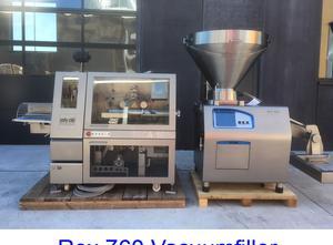 Vákuová plnička Rex Technologie RVF 760
