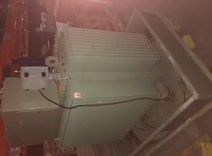 Transformator ABB 630kVA