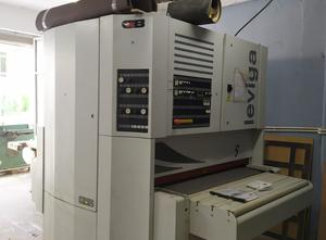Geniş bant zımpara makinası CB Leviga 50