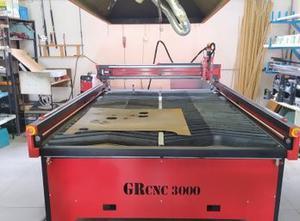 GR CNC 3000 Schneidemaschine - Plasma / gas