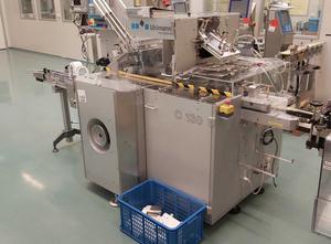 Uhlmann C130 Flaschenkartonierer horizontal