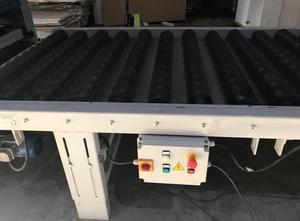 Klížicí stroj / lepicí stroj / nanášečka lepidla OSAMA S2R 1300