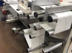 Używany nawijak / rozwijak / maszyna do cięcia wzdłużnego Leomat LM400