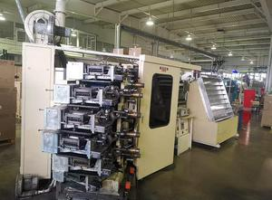 Offset six couleurs Polytype  BDM 511