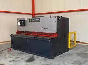 Darley GS 2500 x 10 CNC Schere