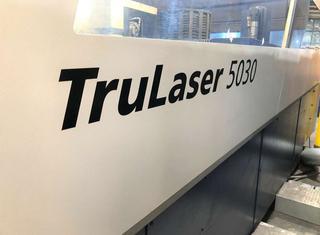 Trumpf TruLaser 5030 (L16) P00930072