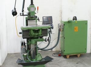 Deckel  FP1 2102 Active CNC-Fräsmaschine Universal