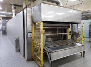 Línea completa de producción de panes Gostol, Italmarco Bread Line