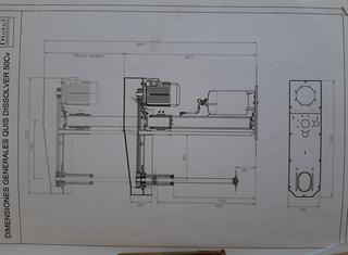 Distel disollver-m50 P00630012