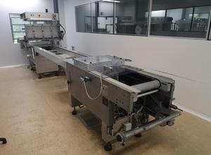 Termoformatura Multivac R7000 - Linea di formatura, riempimento e sigillatura