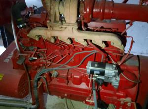 Clark JV 6000 industrial pump