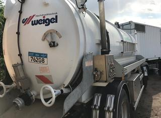 TrackJet Universal Power Pack 174 - VacuFlex trailer 9-13 P01001002
