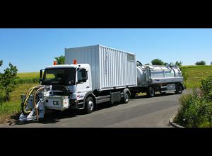 TrackJet, Germany TrackJet Universal Power Pack 174 - VacuFlex trailer 9-13