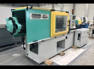 Arburg 420C 1500-675 P01001043